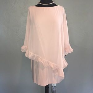 Dresses & Skirts - Sheer Pink and Fancy